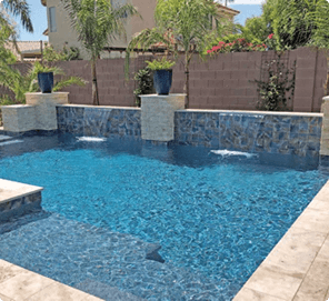 noble tile supply pool tile coping